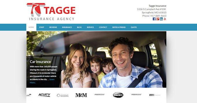 TaggeInsurance.com